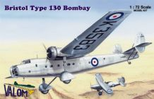 Valom 1/72 Model Kit 72055 Bristol Bombay Type 130 Bombay